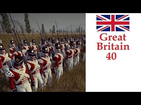 Empire Total War - Darthmod 40 Unitcard Battle - смотреть онлайн на