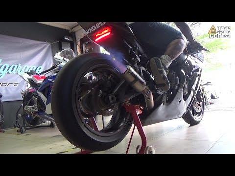 Download Kawasaki Ninja Zx 6r Translogic Quick Shifter Video 3GP Mp4