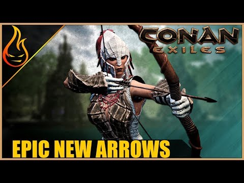 New Arrows Guide Conan Exiles 2019 PTR Content