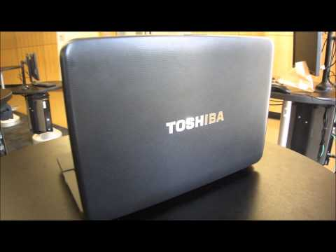 Toshiba Satellite C840 Inspection