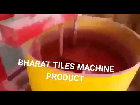 BTM tile making machine