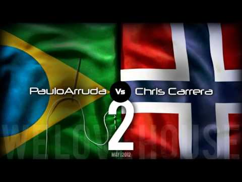Paulo Arruda Vs Chris Carrera II / Techno & Tech House