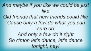 18671 Poco - Let's Dance Tonight Lyrics
