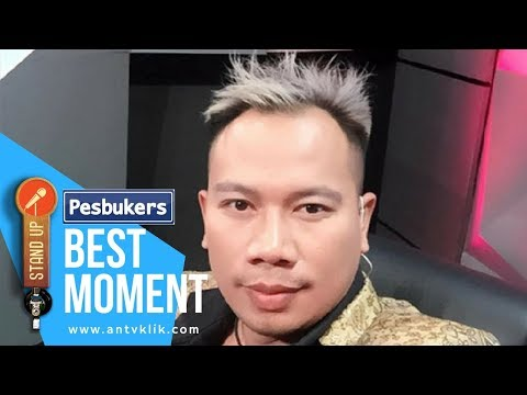 , title : 'Vicky Prasetyo, Lucu Banget! - Stand Up Comedy | Pesbukers | ANTV'