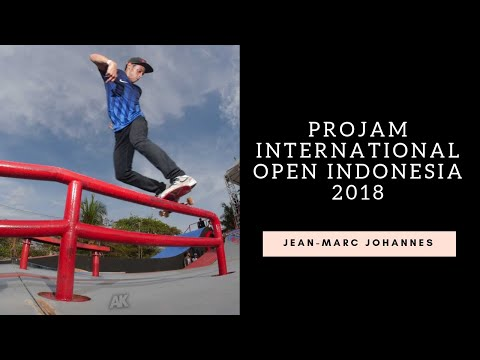 Jean-marc Johannes at ProJam International Open - Final run.