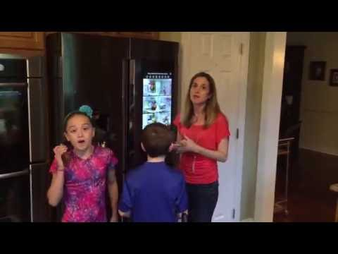 Samsung Family Hub Refrigerator Review #FamilyHub