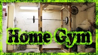 Home Gym günstig selber bauen DIY - Raigeki Fitness