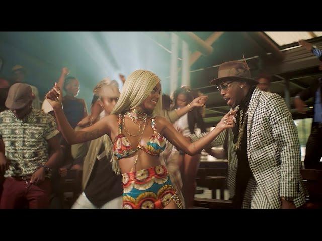 Orezi - Just Like That (feat. Vanessa Mdee)