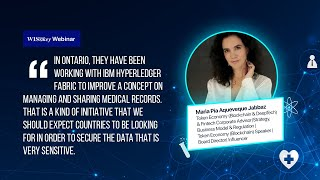 Maria Pia Aqueveque Jabbaz, Token Economy& Fintech Corporate Advisor, Business Model & Regulation - Webinar on how to Help Governments, Health and Travel Organizations Deploy a WIShelter Covid-19