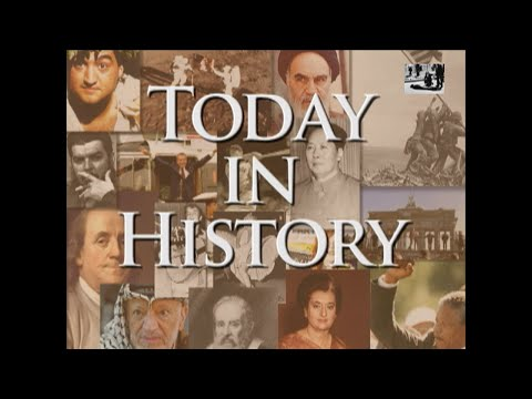 Here is a look at some of the notable events that took place on this day in history, May 4th.