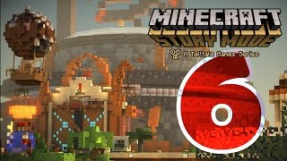Minecraft Story Mode 故事模式 EP6 - 紅石世界大實驗室 (第二章 Pt. 1)