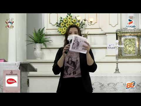 8ª noite de novena da festa de São João Batista 2021 em Apodi