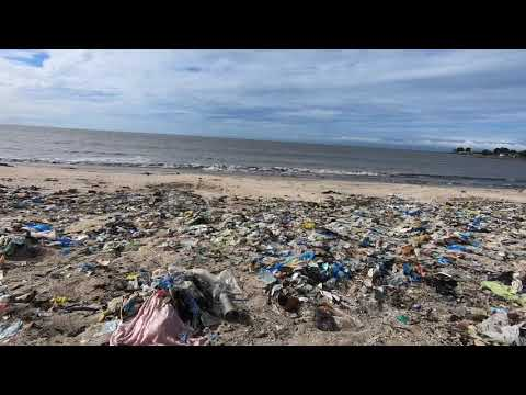 #EUBeachCleanup Conakry, Guinée