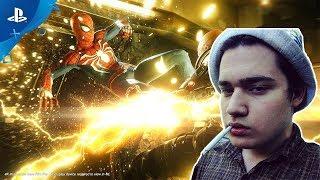 Easy(easygogame) смотрит: Marvel's Spider-Man – E3 2018 Showcase Demo Video | PS4