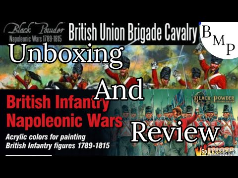Download Warlord Games British Union Brigade Cavalry And