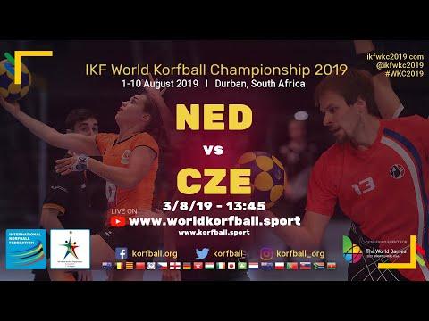 Volg Fleur Hoek uit Dronten live tijdens WK-wedstrijd Nederland - Tsjechië