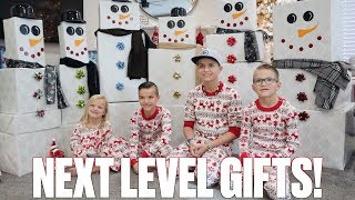 GRANDPARENTS SPOIL GRANDKIDS FOR CHRISTMAS | INSANE CHRISTMAS GIFTS HAUL | OPENING PRESENTS