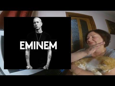 РЕАКЦИЯ МАМЫ НА Eminem - Mockingbird