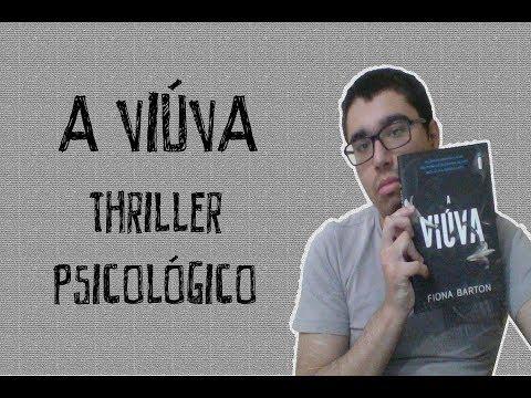 A VIÚVA (RESENHA) - FIONA BARTON | THRILLER PSICOLÓGICO-POLICIAL