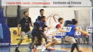 preview picture of video 'Fortitudo Agrigento vs Pallacanestro Trieste [SPOT]'