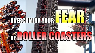 Overcoming Your Fear Of Roller Coasters