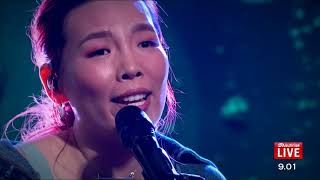Dami Im   Crying Underwater   Sunrise On Channel 7