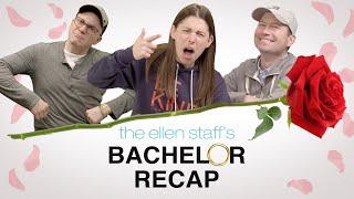 The Ellen Staff's 'Bachelor Recap': Cube Tell All