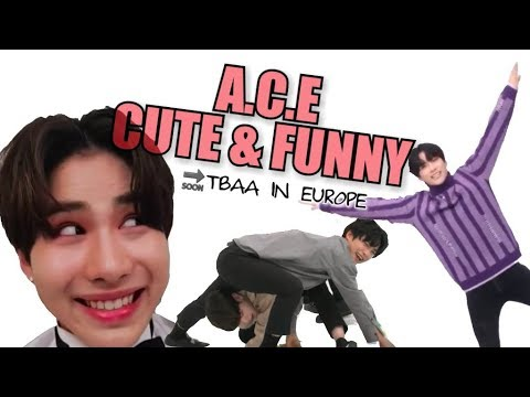 A.C.E (에이스) CUTE & FUNNY MOMENTS #27