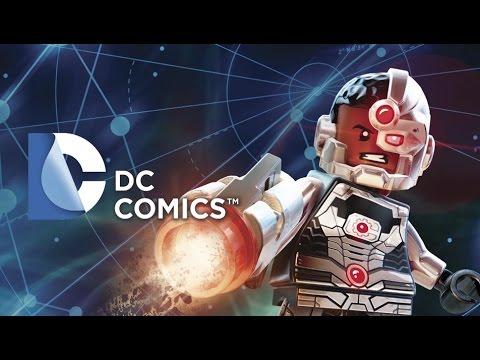 Vidéo LEGO Dimensions 71210 : Pack Héros : Cyborg