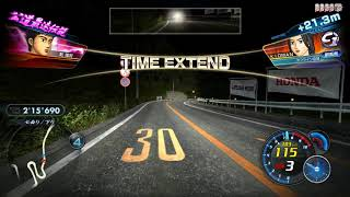 Initial D Arcade Stage 7AAX R34(Me) VS AE86 2 Door(Shinjin)