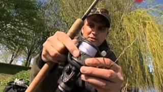 Смотреть онлайн Урок рыбной ловли: карп и лещ на фидер