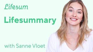 Sanne Vloet shares her health secrets | Lifesum