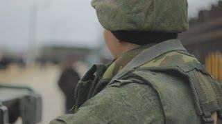 События у военной части в Феодосии. Интервью каналу 1+1