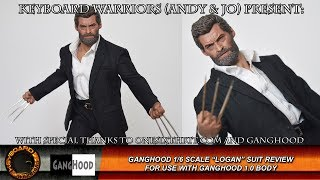 Ganghood suit for Logan and Ganghood 1.0 Muscle body