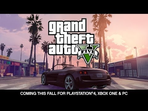 Commercial for Grand Theft Auto V (2014) (Television Commercial)