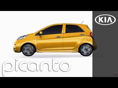 Kia  Picanto Хетчбек класса A - рекламное видео 2