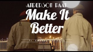Make It Better   Anderson .Paak (ft. Smokey Robinson ) | Law & Joey Dominguez Choreography