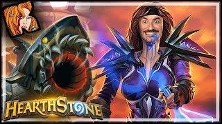 Kripp the MASTER SPELLCASTER - Rastakhan's Rumble Hearthstone