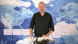 """7 урок """"Покайтесь и креститесь"""" - Торбен Сондергаард."""