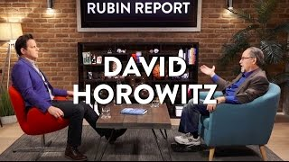 David Horowitz and Dave Rubin: Communism, Trump, and Leaving the Left (Full Interview)