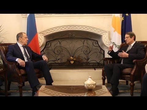 Λαβρόφ: Ρωσική διαμεσολάβηση για την Αν. Μεσόγειο αν ζητηθεί …