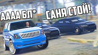 GTA 5 COPS & ROBBERS - БУЛКИН ВЗЯЛ ЧИТЕРСКИЕ МАШИНЫ! 4 ЧЕРНЫЕ МАШИНЫ В ПОГОНЕ ЗА ДЖИПОМ НАРУШАЯ ПДД!