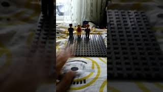 Воуружаю сваих 3 солдат лего