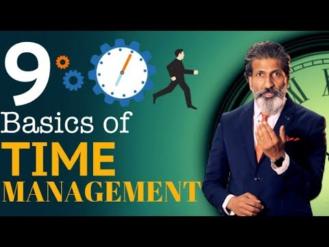 Tips on how to manage your time by Anurag Aggarwal | Time Management