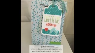 Goodie Box-Artiste, Art Philosophy, And Hostess Only Tagged With Love Stamp Set
