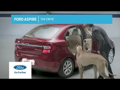 Ford Figo Aspire TVC: The CriticAd