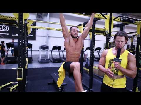 Szkolenia jednej grupy mięśni dziennie