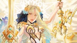 Astraea  - (Fate/Grand Order) - [Fate/Grand Order] Astraea Ruler's Voice Lines (with English Subs)