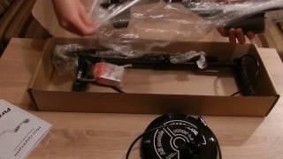 Металлоискатель Пират МТХ (Pirat MTX) глубинный поиск до 2,5 метров от компании Металлоискатели - видео