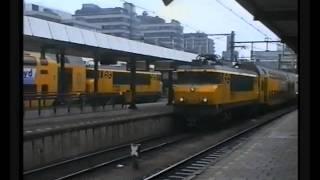 Loco Hauled Passenger Trains, Netherlands Rail, 1995